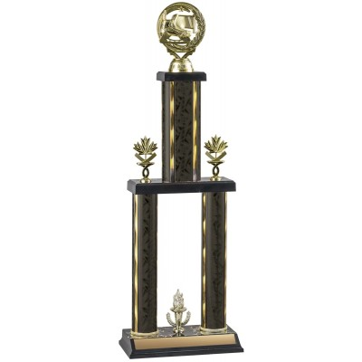 "Trophy Kit Aurora, Black 19"""