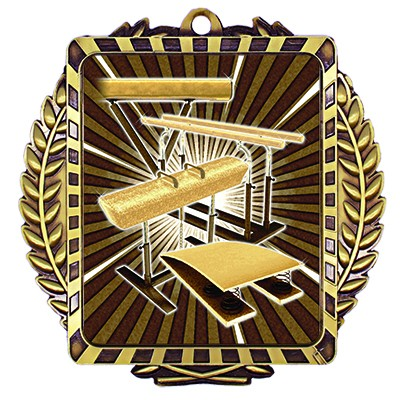 Lynx Sport Medal, Gymnastics