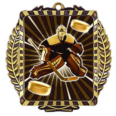 Lynx Sport Medal, Hockey Goalie