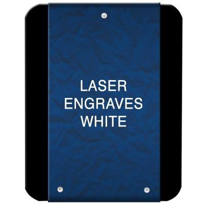 "Acrylic Magnetic Easel Plaque, 7""x9"""