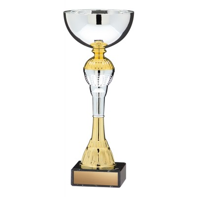 """11"""" Economy Cup, Gold & Silver"""