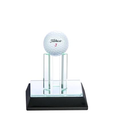 Glass Golf Ball Holder