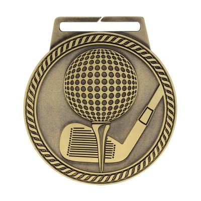 "Medal Titan Golf 3"" Dia. Gold"