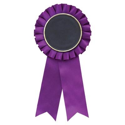 """Rosette 2"""" Insert Holder, Purple"""