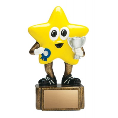 Victory Resin Little Star, 4.75""