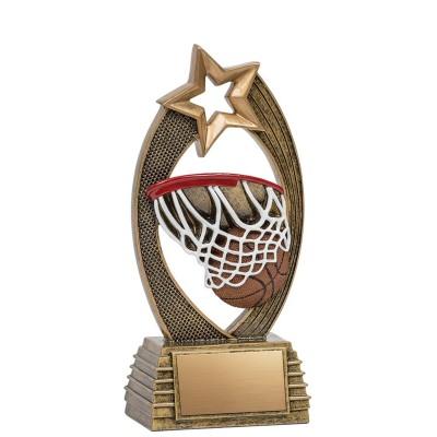 "Resin Velocity Basketball 6"""