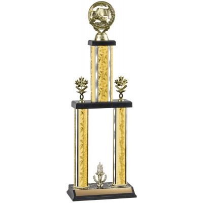 """Trophy Kit Aurora, Gold 19"""""""