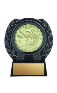 Brite Series Medal with Stand, Basketball 4""