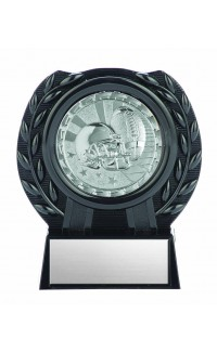 Brite Series Medal with Stand, Football 4""