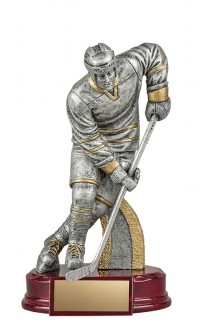 "Resin Classic Male Hockey, 6.5"""