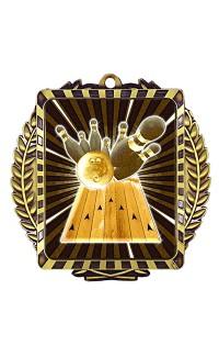 Lynx Sport Medal, 10-Pin Bowling