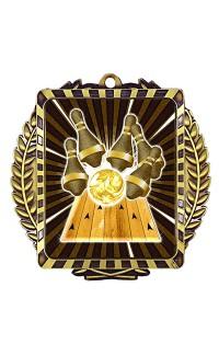 Lynx Sport Medal, 5-Pin Bowling