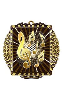 Lynx Sport Medal, Music