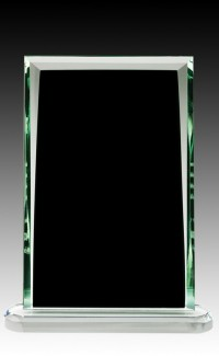Glass Onyx Billboard, 9""