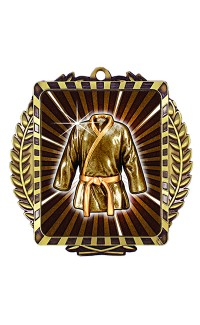 Lynx Sport Medal, Martial Arts