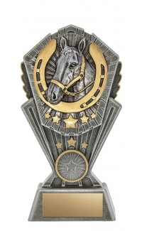 "Cosmos Horse, 7"""
