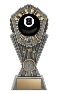 """Cosmos Billiards, 8"""""""
