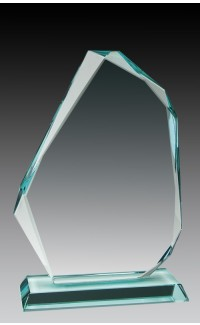 Glass Iceberg, 9 1/2""