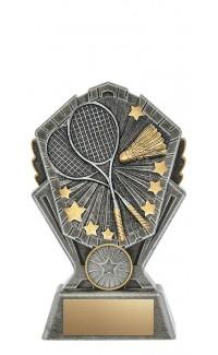 """Cosmos Badminton, 6"""""""