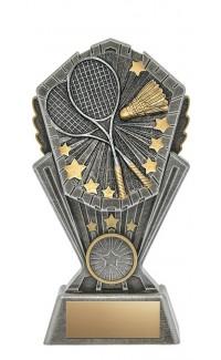 """Cosmos Badminton, 7"""""""