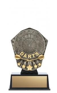 "Cosmos Mini Darts, 4.75"""