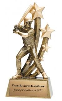 "Sentinel Baseball, M. 7 1/4"""