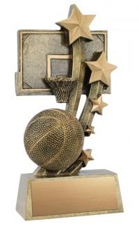 """Sentinel Basketball & Hoop, 6"""""""