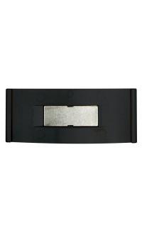 ARCbadge Pin, Black