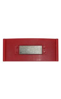 ARCbadge Pin, Red