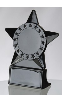 Black Star Easel Stand