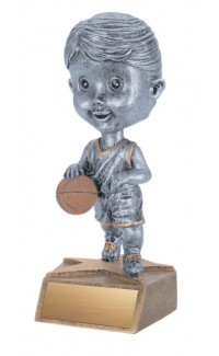 Basketball, M. Bobblehead, 5.75""