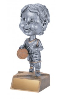 Basketball, F. Bobblehead, 5.75""