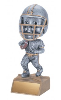 Football, M. Bobblehead, 5.75""