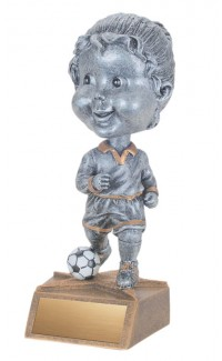 "Soccer, F. Bobblehead, 5.75"""