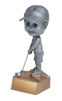 "Golf, M. Bobblehead, 5.75"""