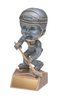 "Hockey, M. Bobblehead, 5.75"""