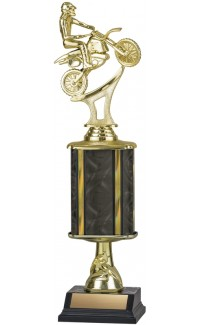 "Trophy Kit Aurora, Black 7.5"""