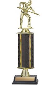 "Trophy Kit Aurora, Black 8"""