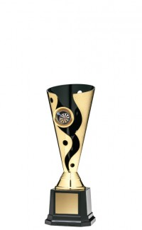 Gold/Black Cyclone Cup Kit, Sm.