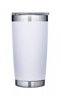 20 oz Tumbler, PC White