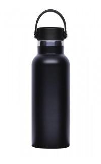 500mL Sport Bottle, PC Black