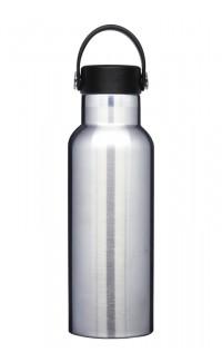 500mL Sport Bottle, Stainless Steel