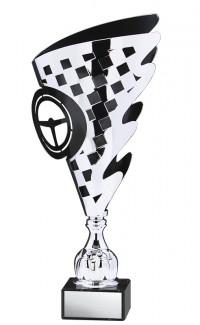 "20.5"" Prestige Series Cup, Silver/Black"