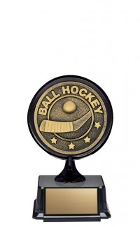 "Apex Ball Hockey, 4 1/2"" Holder on Base"