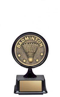 "Apex Badminton, 4 1/2"" Holder on Base"