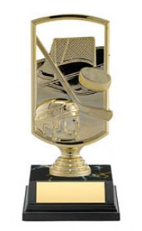 All Star Series Trophies, Hockey 7""