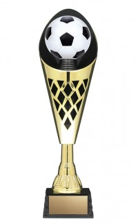 Nexus Twister Trophy with 3-D Sport Ball, 14.5""
