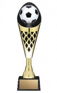 Nexus Twister Trophy with 3-D Sport Ball, 15.5""