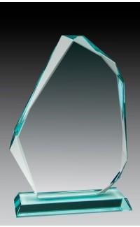 """Glass Jade Iceberg, 7.5"""""""