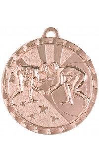 Wrestling Brite, Bronze